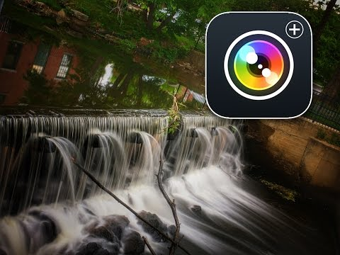 Long Exposure iPhone Photography with Camera+