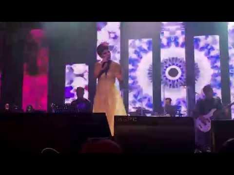 Jaclyn Victor - Ikut Rentakku (Opening Konsert High Note 2nd Night)