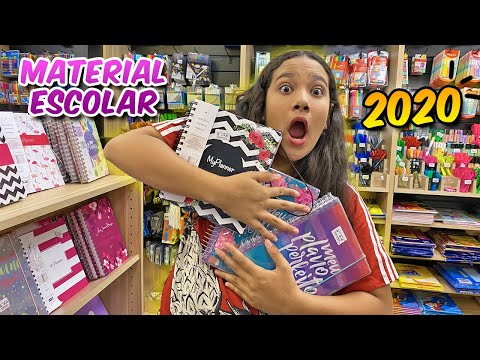 VLOG: COMPRANDO MATERIAL ESCOLAR + CINEMA || GIULICES from YouTube · Duration:  16 minutes 27 seconds