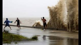 Typhoon Mangkhut in Cagayan Valley, floods, Luzon, storm damage, Typhoon Ompong in the Philippines