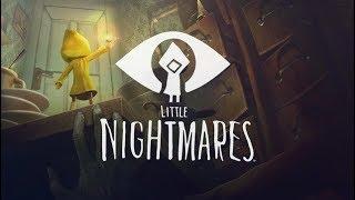 Little Nightmares. Будет ли страшно? Прохождение #1.
