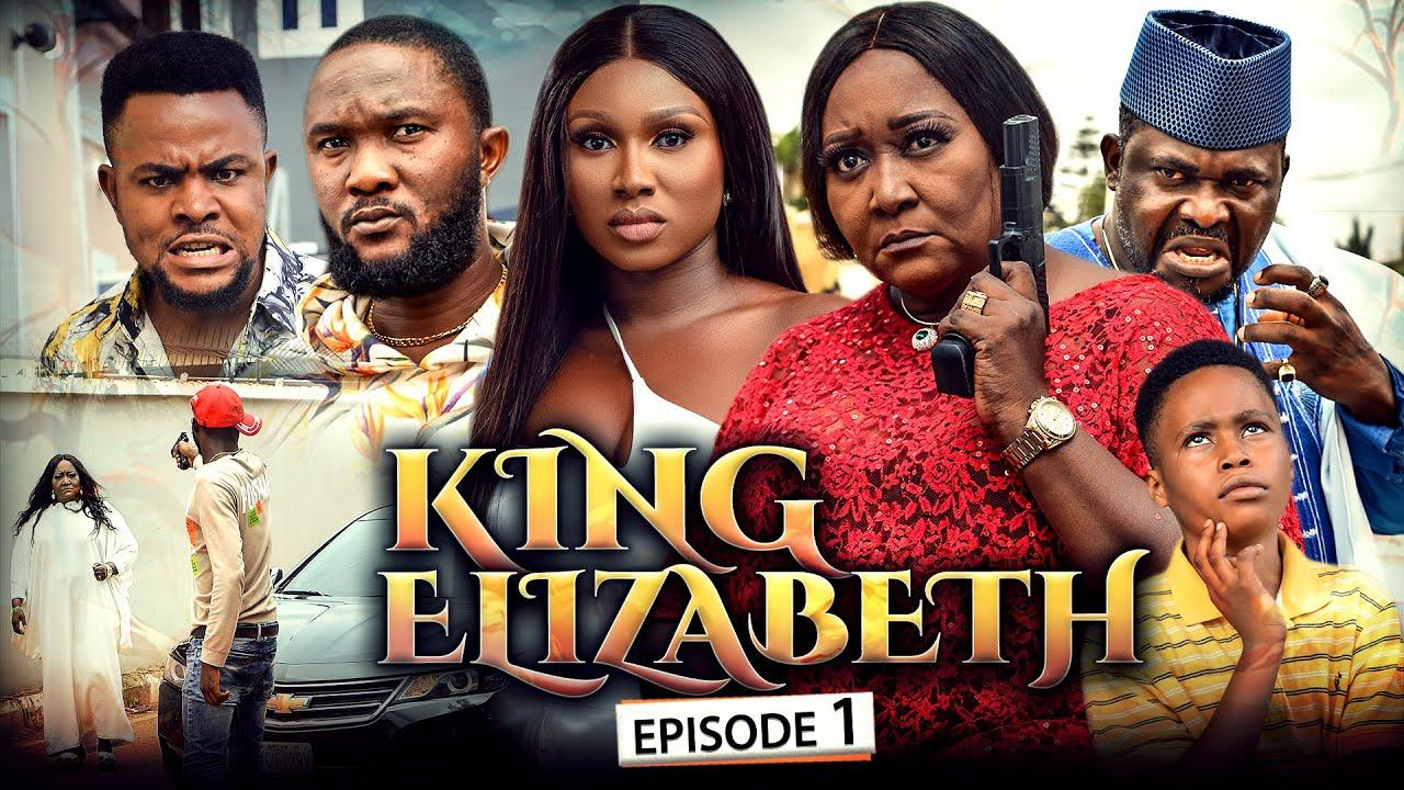 Download KING ELIZABETH 1 (New Movie) Sonia Uche/Ebele Okaro/Rhema/Isaac 2021 Latest Nigerian Nollywood Movie