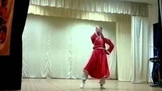 """Монгольский танец  """"Баяд"""""""