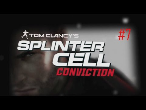 Tom Clancy's Splinter Cell: Conviction |Lincoln Memorial| (Part 7) |
