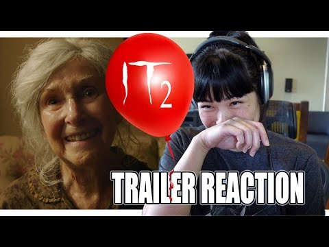 it-chapter-2-|-trailer-reaction