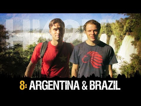 HK2NY Ep 8: Backpacking in Chile, Argentina & Brazil