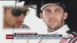 Race Car driver Bryan Clauson dies
