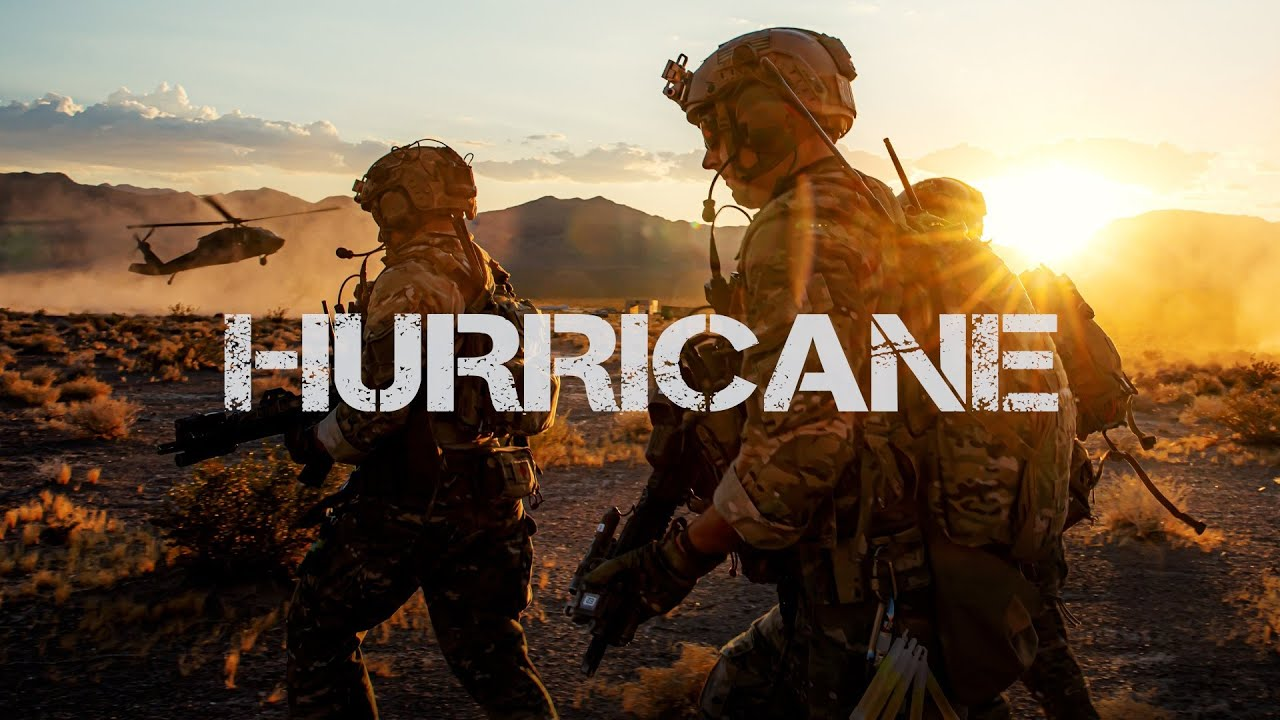 "Military Motivation - ""HURRICANE"""