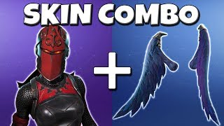 THE BEST SKIN COMBOS - Skin + pickaxe + glider combination! | Fortnite