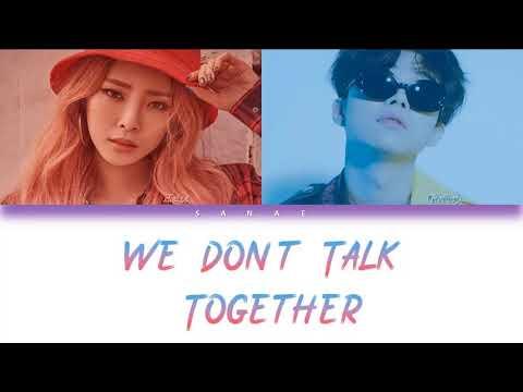 1 Hour ✗ 헤이즈 (Heize) - We Don't Talk Together (Feat. 기리보이 (Giriboy)) (Prod. SUGA
