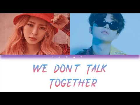 1 Hour ✗ 헤이즈 (Heize) - We Don't Talk Together (Feat. 기리보이 (Giriboy)) (Prod. SUGA