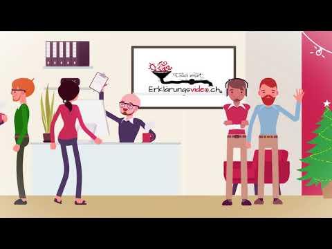 Animierte Weihnachtsgrüße Per E Mail.Video Marketing Zu Weihnachten Die Schönsten Weihnachts Clips