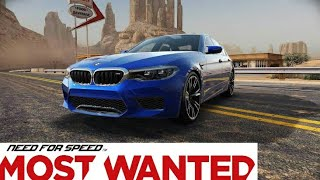 Treinando drift com a BMW M2 COUP/Need For Speed Most Wanted