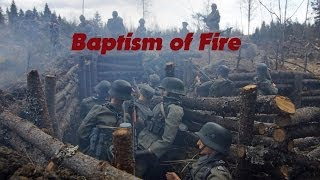 WW2 Action Figure: Baptism of Fire