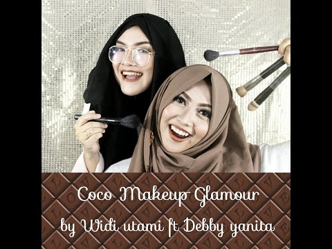 COCO MAKEUP GLAMOUR|High and Low Brand ( By Widi Utami ft. Debby yannita)
