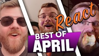 React: Best of April 2018 🎮 PietSmiet React #29