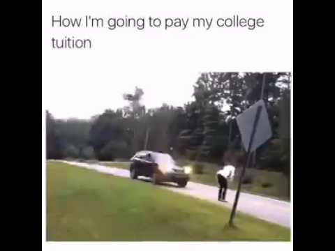 How I'm going to pay my college tuition