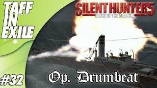 Silent Hunter 5 | Battle of the Atlantic | Operation Drumbeat!