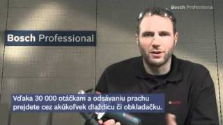 Frézy na dlaždice alebo obkladačky GTR 30 CE Professional
