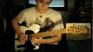 FOALS - Inhaler - Full guitar cover