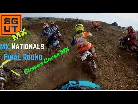 MX Nationals Final Round Cusse...