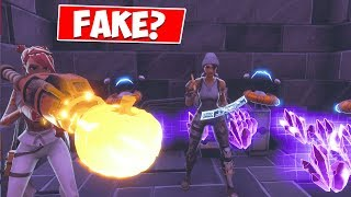 I went UNDERCOVER and Risked the RAREST GUN in FORTNITE!