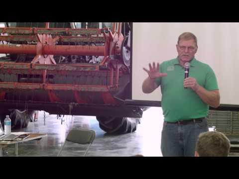 Establishing Diversified Markets at Janie's Farm Organics - Harold Wilken