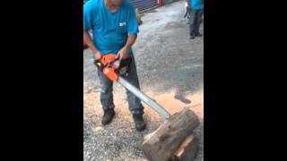 DAEWOO power products Malaysia chainsaw