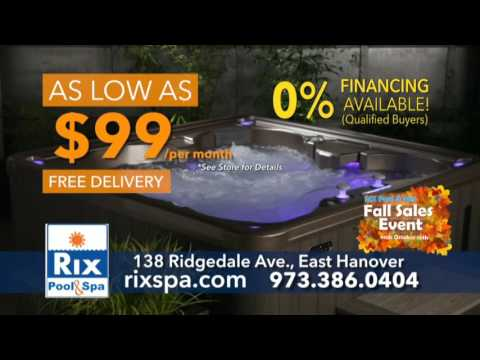 Rix Pool Spa Fall S Event Now Through 10 16 Visit Us Today
