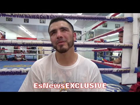 """AN HONEST BRANDON RIOS HUMBLY REGRETS DISRESPECTING MANNY PACQUIAO BEFORE FIGHT """"I FOUGHT A LEGEND"""""""