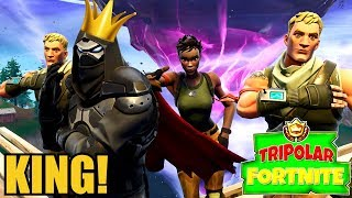 KING OF THE DEFAULT SKINS! *SEASON 6* | Fortnite Custom Gamemode |