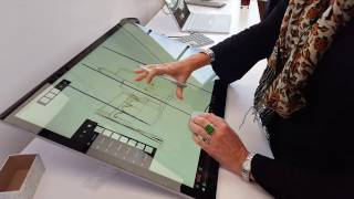 hands on with microsoft surface dial on the surface studio