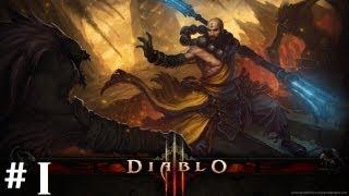 diablo 3 lets play arabic 1 ديابلو 3 الحلقة 1