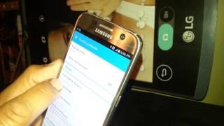 Como apagar modo habla talkback Samsung Galaxy S7 conocido como asistente de voz