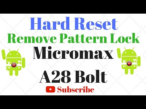 How To Micromax D303 Flashing