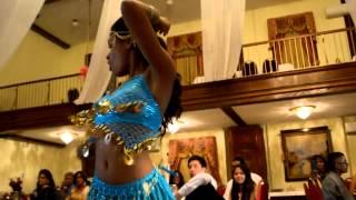 Teena-Hot Chutney Dance-Chris Garcia-Chutney Bacchanal.
