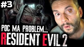 PIERWSZY BOSS… Resident Evil 2 [#3] Horrojki