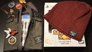 Unboxing Infamous: Second Son - Collector
