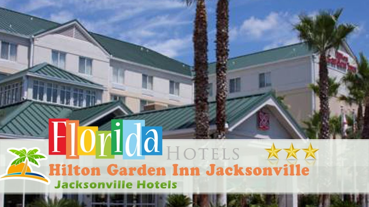 Hilton Garden Inn Jacksonville Jtb Deerwood Park Jacksonville Hotels Florida Youtube