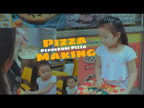 How To Make Pizza? | Pizza Making | Pepperoni Pizza