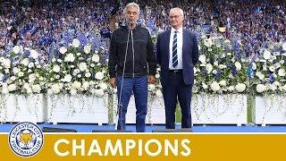 BOCELLI SINGS NESSUN DORMA | Andrea Bocelli sings Nessun Dorma at King Power Stadium