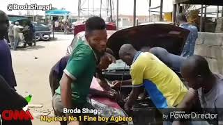 Broda Shaggi Is A Good Samaritan