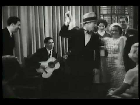 Agustín Cornejo actuando con Carlos Gardel en El Tango en Broadway.mp4