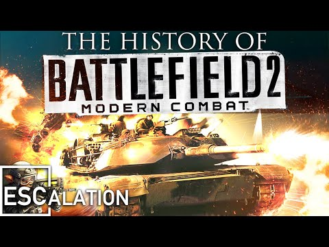 The History Of Battlefield - Part 8 - Battlefield 2 Modern Combat (PS2,Xbox,Xbox360)