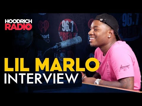 DJ Scream - Lil Marlo On Real Atlanta vs New Atlanta, Friendship w/ Lil Baby, QC & More