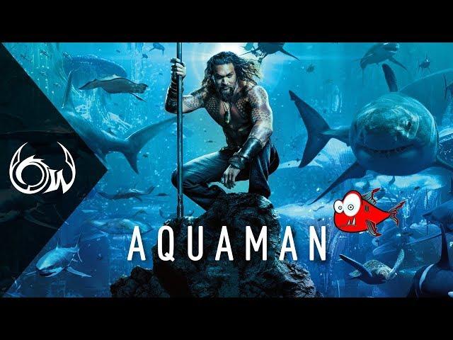 Arthur király legendája - Aquaman 🎬🐠