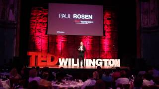 The next revolution in health care? Empathy | Paul Rosen | TEDxWilmington