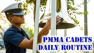 A Day in the Life of PMMA Cadets