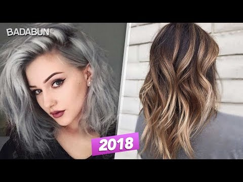 Color de cabello para latinas 2020