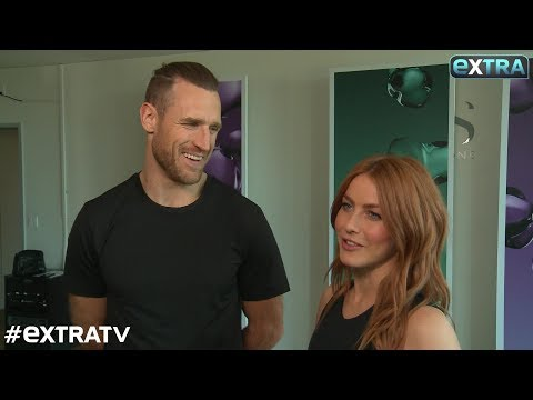 How Julianne Hough's Hubby Brooks Laich Feels About Her RedHot Hair